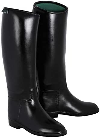 Dublin Ladies Universal Tall Boots 7 Regular Black