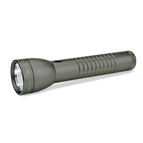 Maglite ML300LX LED 2-Cell D Flashlight, Foliage Green