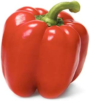 Pepper Field Red Conventional, 1 Each