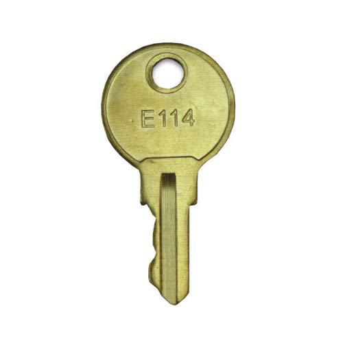 MSPowerstrange 10 Keys, ASI, E114 for Paper Towel, Toilet Tissue & Soap Dispensers,10 Pack