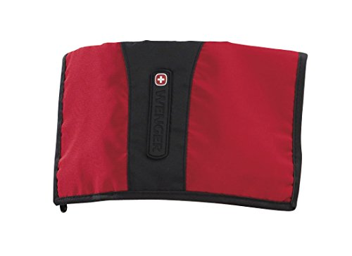 swiss-gear-luggage-wenger-trim-line-travel-waist-wallet-red-small