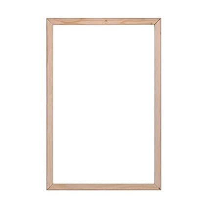 Amazon.com: Tonzom 16 x 20 inch Wooden Frame Canvas Stretcher Bars ...
