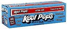 Kool Pops Freeze Pops