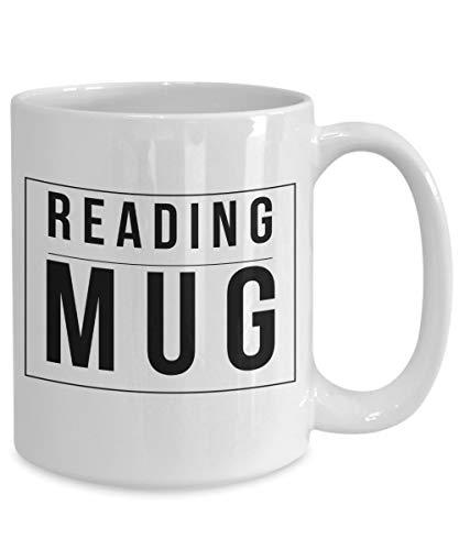11 Ounces Coffee Mug, Coffee Mug Gift Idea Coffee Cup Reading Mug Reading Novels Chapter Books Ebooks Kindle Books…