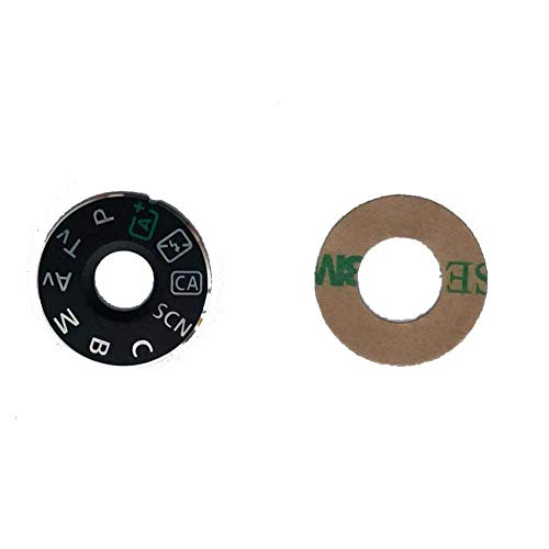 Top Cover Mode Function Dial Mode Plate Interface Cap Replacement for Nikon D7100 Camera Repair Parts