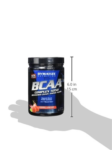 Dymatize BCAA Complex 5050 Powder, Cherry Limeade, 10.6 Ounces by Dymatize (Image #4)