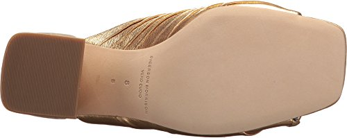 Sigerson Sandal Morrison Pramod Metallic Women's Leather Gold PwPSaqr