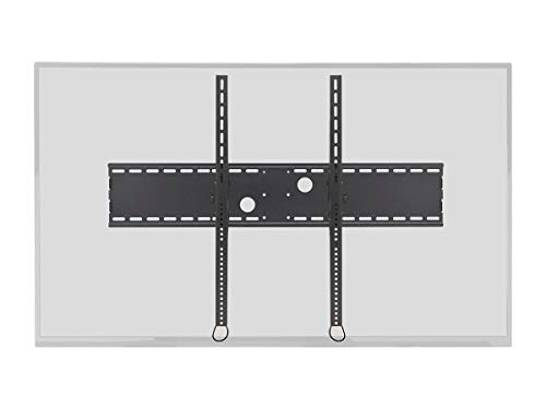 (Monoprice Stable Series Extra Wide Tilt TV Wall Mount Bracket for TVs 60in to 100in Max Weight 220 lbs VESA Patterns Up to 1000x800 Works with Concrete & Brick UL Certified)