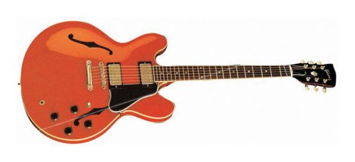Amazon.com: Gibson ES335 Jazz Guitar PLANS - Full Scale - How to Build: Musical Instruments