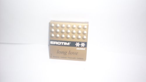 Erotim Long Love Condom (pack of 12) two in pack by Erotim