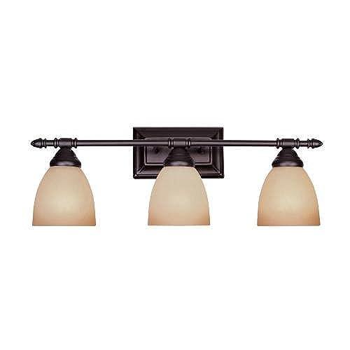 80%OFF Designers Fountain 94003-ORB Apollo 3 Light Bath Bar