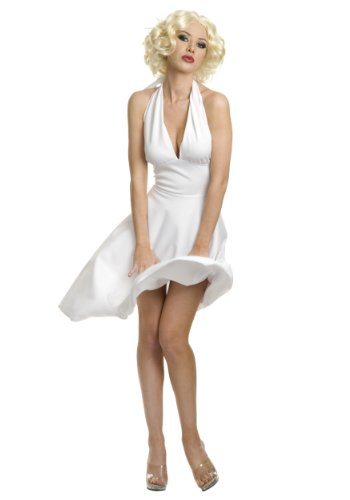 Charades Plus Size Marilyn Halter Dress Costume 2X for $<!--$29.99-->