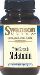 Triple Force 10 mg de mélatonine
