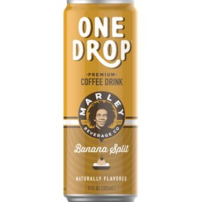 16 Pack - MarleyOne Drop - Banana Split - 11oz