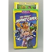 Jim Henson's The Great Muppet Caper & Wrist Watch