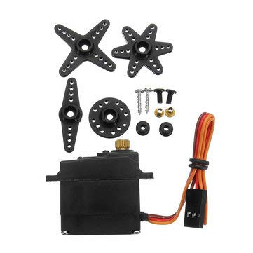 RC Toys Hobbies RC Helicopter Parts - CYS-S8213 20g High Torgue Metal Analog Servo for RC Model - 1CYS-S8213 20g Analog Metal Gear Servo1 Spare Parts