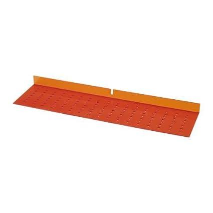 IKEA FIXA – Drill template, orange