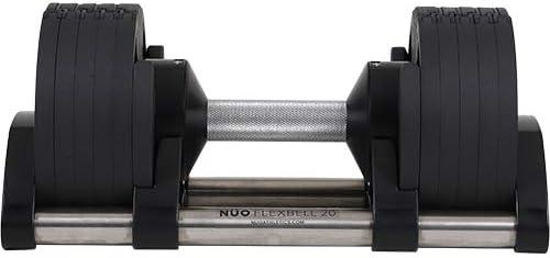 フレックスベル(FLEXBELL) アジャスタブルダンベル 新型2㎏刻み 20kg 32kg 各種 NUO ADJUSTABLE DUMBBELL
