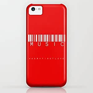Society6 - Music iPhone & iPod Case by Steffi ~ FindsFUNDSTUECKE
