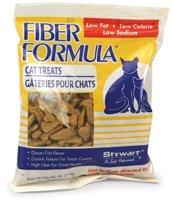 Supplemental Fiber - Fiber Formula Cat Treats 2.1-Ounce
