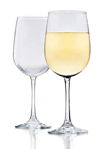 Libbey Vina 6-piece White Wine Glass Set Review