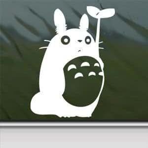 Amazon.com: My Neighbor Totoro Holding Leaf - Trackpad ...