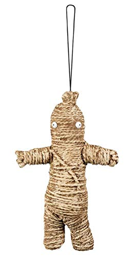Boland Halloween Fake Voodoo Doll Fancy Dress Accessory Decoration 33 cm in Length