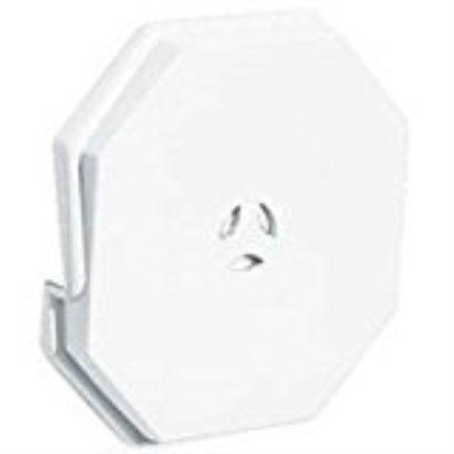 Little Builder Lamp - Builders Edge Mounting Block Octagon White 1.3001E+11