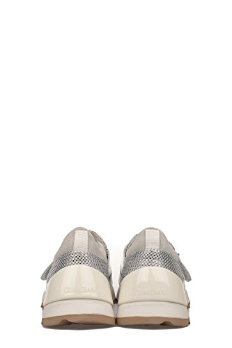 Alberto Guardiani Damen Sd60421dxv92 Grau Polyamid Slip on Sneakers KHfdW5