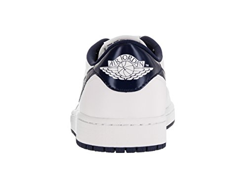 Low Nike OG Air Navy Uomo Retro White Midnight Scarpe Jordan 1 Sportive rAOSxqnIAX