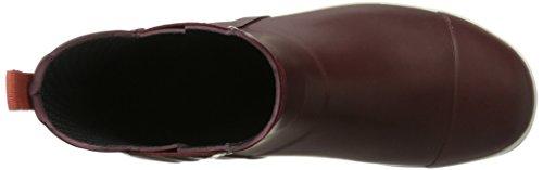 Donna W Wine Stavern 41 Viking di Stivali Gomma Rosso qSW6x5wpUF