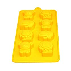 Silicone Molds Baking Chocolate Candies Dessert or