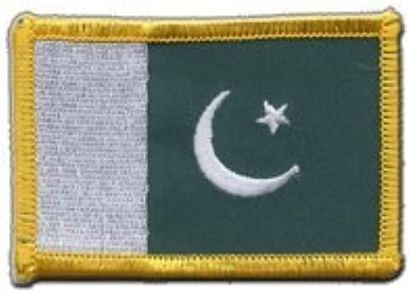 Pakistan Patch Iron On