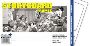 Storyboard Frames Paper