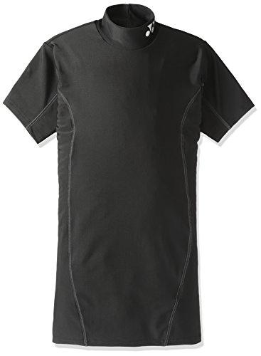 無能かりて土曜日(ヨネックス) YONEX テニス ハイネック半袖シャツ STBF1007 [ユニセックス]