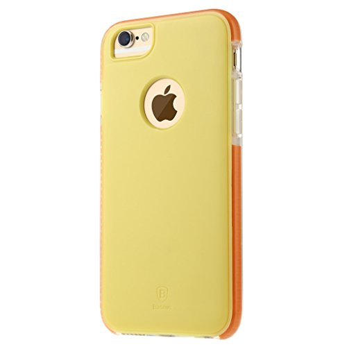Baseus - Jump JMAPIPH6S-0Y - Hard Cover / Case / Schutzhülle - Apple iPhone 6, 6s - Gelb