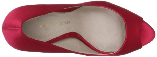 KG January Damen Pumps 2539950759 Rot (Red)