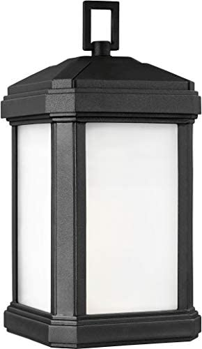 Sea Gull Lighting 8647401-12 Gaelan Medium One Light Outdoor Wall Lantern Oustide Fixture