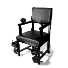 Fetters Interrogation Chair | Fetters