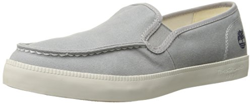 Moc-toe Slip-on Fashion Sneaker Sleet Washed