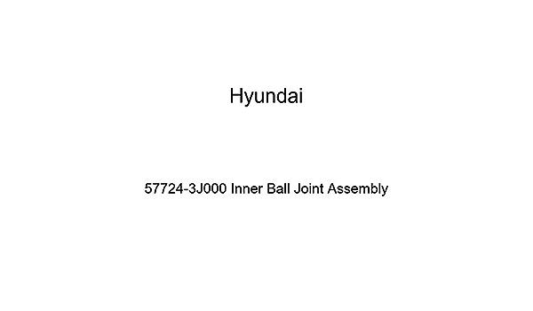 Genuine Hyundai 57724-2T500 Inner Ball Joint Assembly