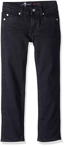 7 For All Mankind Kids Boys' Toddler Slimmy Jean, Black Out 3T from 7 For All Mankind