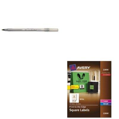 KITAVE22806BICGSM11BK - Value Kit - Avery