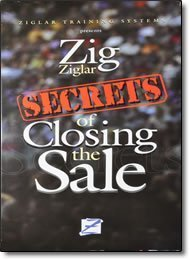 Ziglar Training Systems presents ZIG ZIGLAR SECRETS OF CLOSING THE SALE by ZIG ZIGLAR (2002-05-04) by ZTW