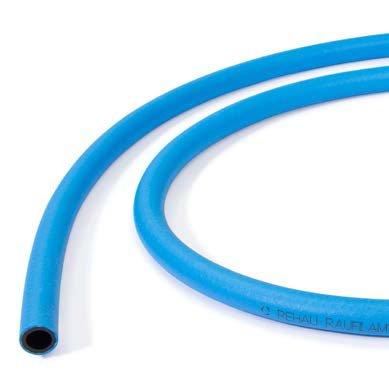 Rehau Raufilam Slidetec Soft Profi Druckluftschlauch Gewebeschlauch Werkstattschlauch mit Easy Slide Technology 6-13 mm Meterware 10mm