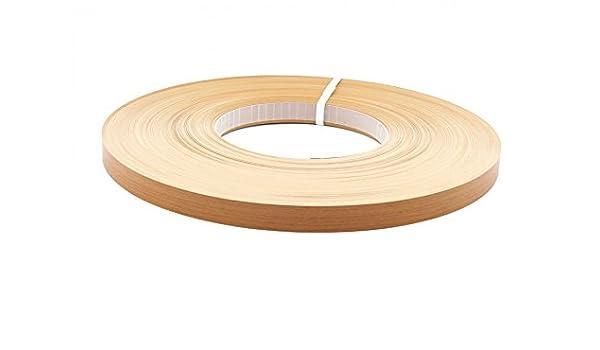 "Pvc Honey Maple Non Glued 7//8/""x600/' Edge Banding"