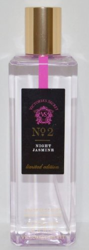 Victoria's Secret No 2 Night Jasmine Limited Edition Fragrance Mist 8.4 Oz