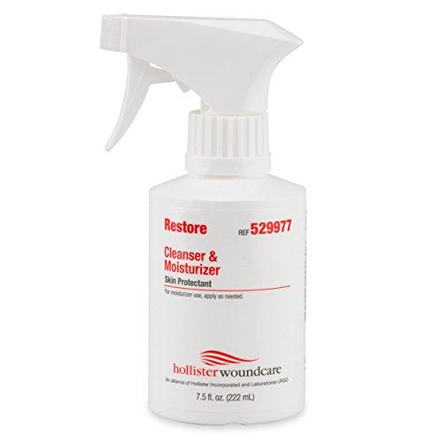 Hollister Skin Cleanser - Restore Cleanser and Moisturizer, 11.5 oz Bottle