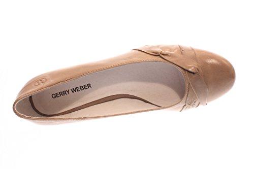 Donna scarpa décolleté taupe marrone, (TAUPE) G41002