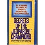 Secrets of the Jeopardy Champions, Chuck Forrest and Mark Lowenthal, 0446393525